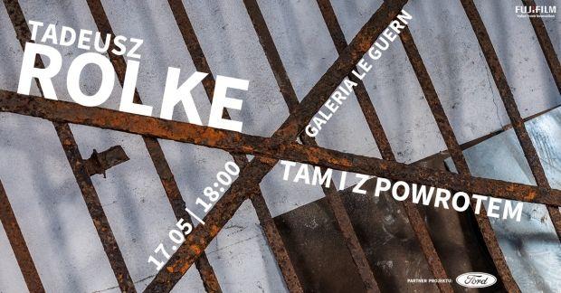 Tadeusz Rolke - Back and Forth